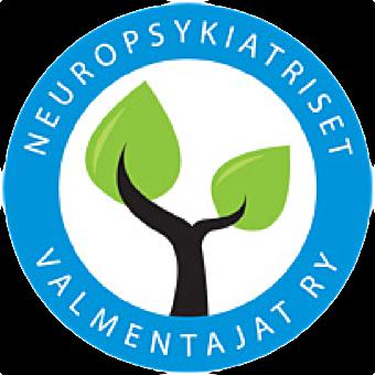 Neuropsykiatriset valmentajat ry:n logo